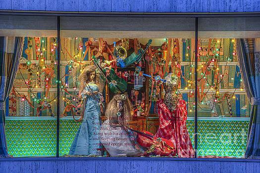 David Zanzinger - Neiman Marcus Festive Holiday Window  2014/15
