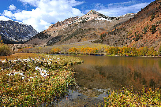 North Lake in Bishop Creek by Dung Ma