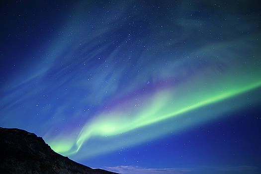 Northern Lights 7 by Mariusz Czajkowski