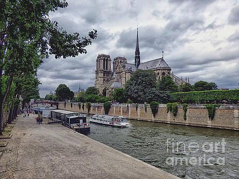 Notre Dame Paris by Lynn Bolt