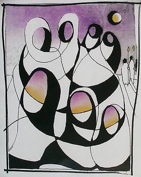 Nuns by Walter Clark