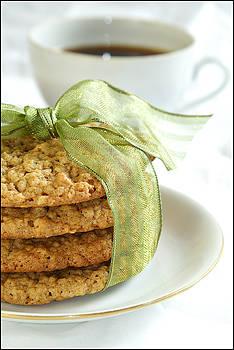 Oatmeal Cookies by Vicki McLead