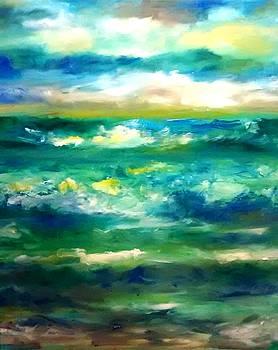 Patricia Taylor - Ocean Sunrise
