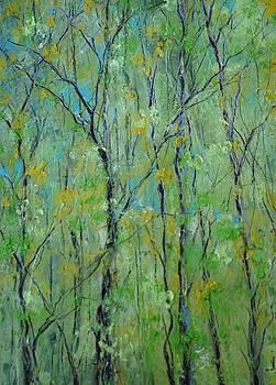 Awakening of Spring by Robin Miller-Bookhout