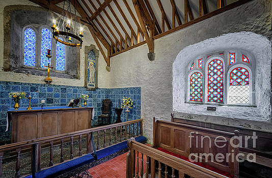 Adrian Evans - Old Chapel