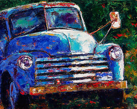 Old Chevy Truck by Debra Hurd