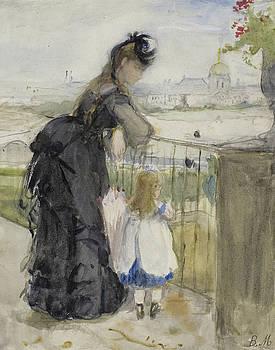 Berthe Morisot - On the Balcony