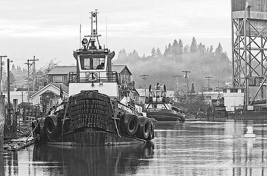 On the Waterfront by Bob Stevens
