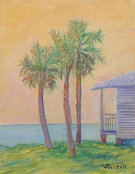 One St. Augustine Morning by Patty Weeks