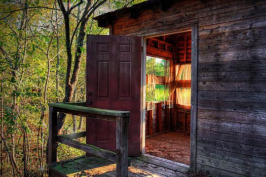 Open Door by Ester  Rogers