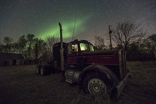Optimus Borealis by Aaron J Groen