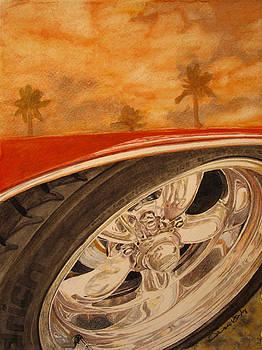 Orange Classic by Theresa Higby