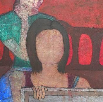Over my Shoulder by Kristen Diefenbach