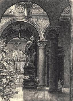 Palazzo Medici-Riccardi by Norman Bean