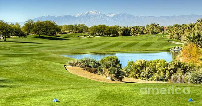 David Zanzinger - Palm Desert Golf Course