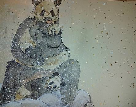 Panda Monium Album by Debbi Chan