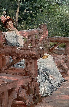 Park Bench by William Merritt
