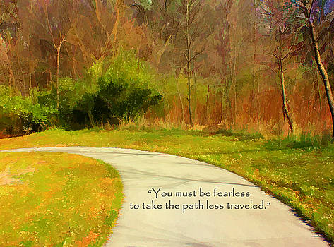 Path Less Traveled by Vicki McLead