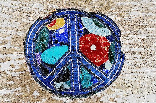Peace  by Juls Adams