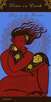 Peace On Earth by Shiloh Sophia McCloud