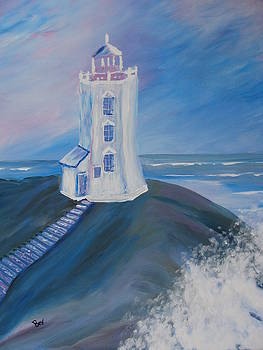 Peggy's Cove 2 by Beverly Livingstone