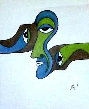 Perspective by Sarojit Mazumdar