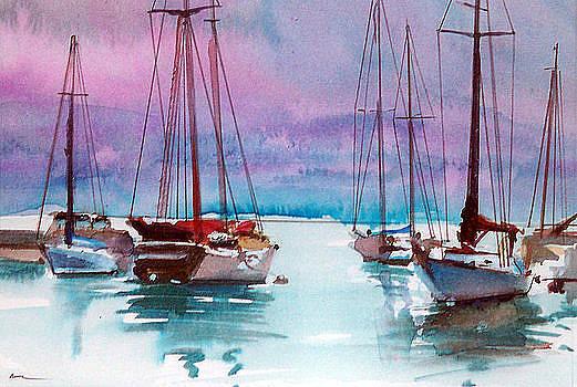 Phang-nga Bay by Ed Heaton