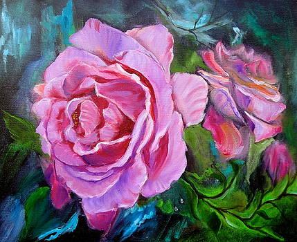 Pinks by Jenny Lee