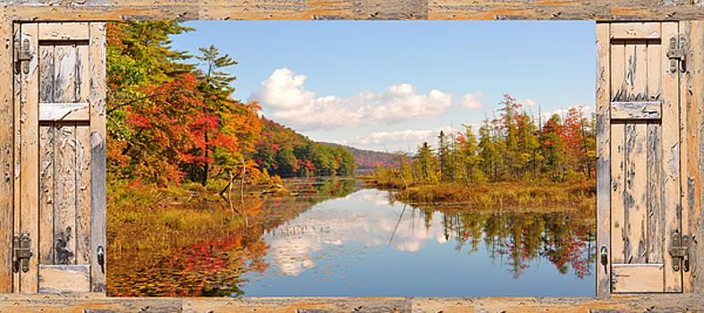 Piseco Lake by David Seguin