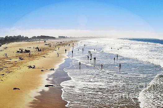 Pismo Beach by Leslie Hunziker