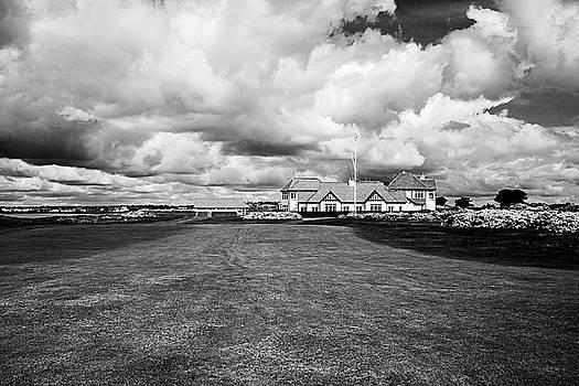 Portmarnock Under the Clouds by Scott Pellegrin