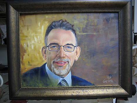 Portrait by Todd  Gates