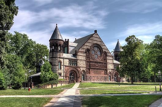 Princeton University Princeton New Jersey by Geraldine Scull