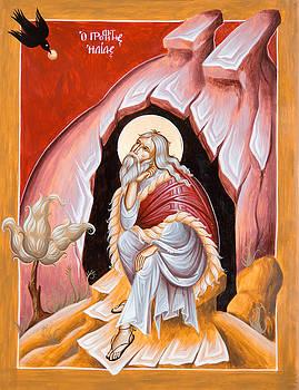 Prophet Elijah  by Julia Bridget Hayes