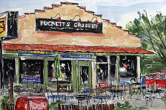Puckett's Grocery by Tim Ross