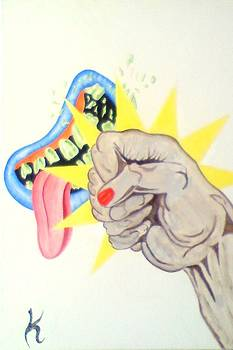 Punch Face by Roger Golden