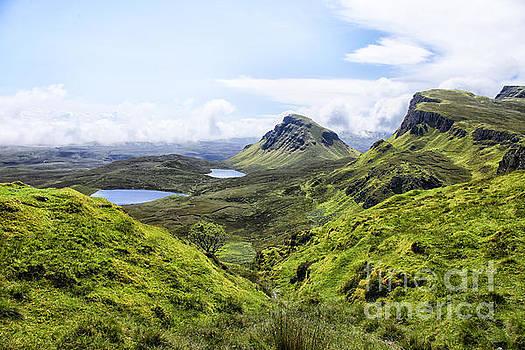 Patricia Hofmeester - Quirang landscape on Isle of Skye