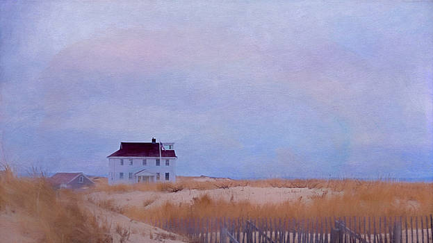 Race Point Ranger Station by Kate Hannon