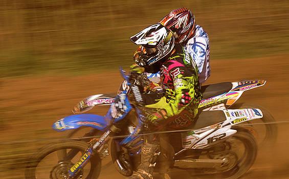 Angel  Tarantella - racing in the dust
