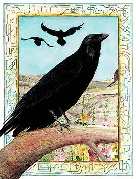 Raven by A Leon Miler