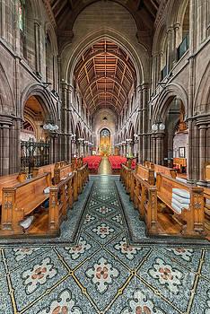Adrian Evans - Religious Path