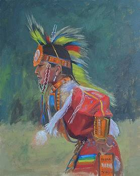 Rendezvous Dancer by Todd Derr