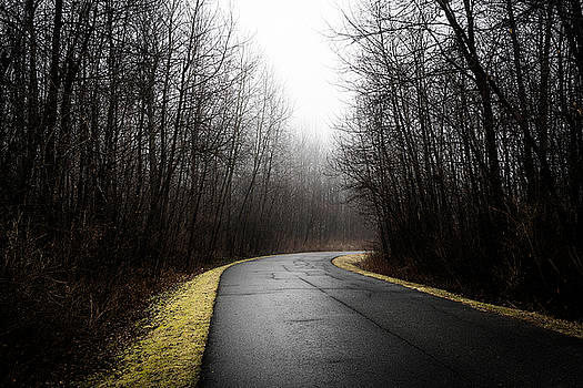 Roads to Nowhere by Celso Bressan