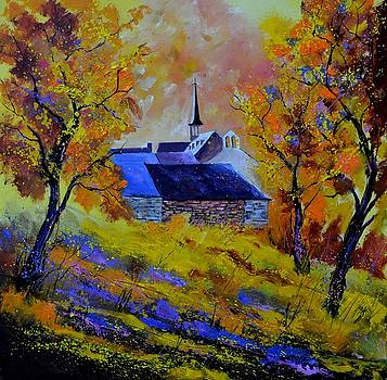Rochefort Abbey by Pol Ledent