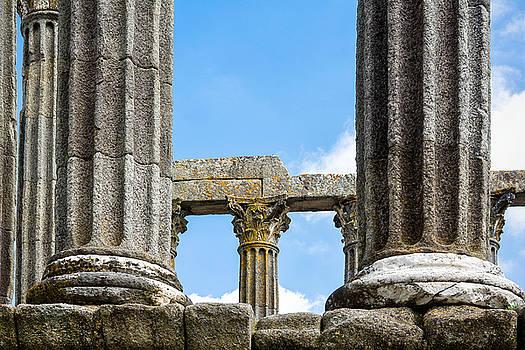 Roman Columns by Marion McCristall