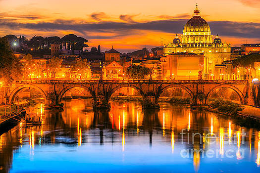 Rome - Italy by Luciano Mortula