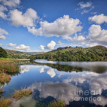 Rydal Water, English Lake District by Colin and Linda McKie