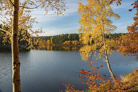 Saegemuellerteich, Harz by Andreas Levi