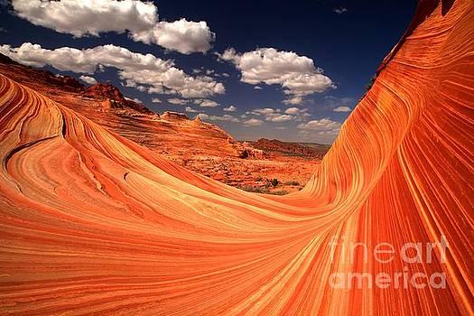 Adam Jewell - Sandstone Wave Curl