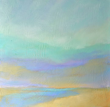 Sea and Sand by Filomena Booth